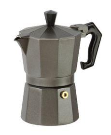 Avanti - Espresso Coffee Maker - 3 Cup - Aluminium