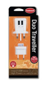 Hahnel Duo Traveller Charger
