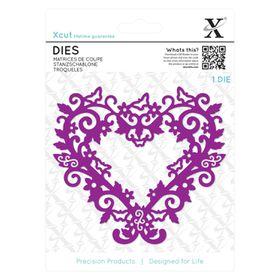 Xcut Dies - Filigree Heart Frames