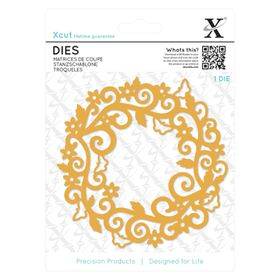 Xcut Dies - Filigree Circle Frame