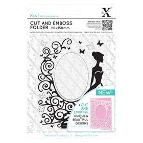 Xcut Cut & Emboss Folder - Dress