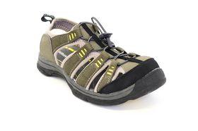 Jarman Humphrey Men's Sandal  - Olive & Grey