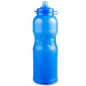 Lumoss - Sportec 4 - 750ml Water Bottle - Clear Blue