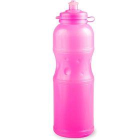 Lumoss - Sportec 4 - 750ml Water Bottle - Clear Neon Pink