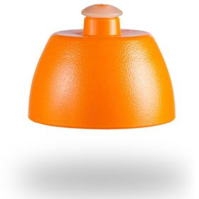 Lumoss - Sportec 10 Cyclist - 800ml Opaque With Orange Cap