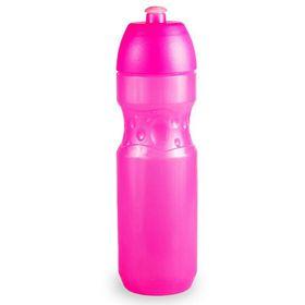 Lumoss - Sportec 10 Cyclist Bottle - 800ml Semi Transparent Neon Pink