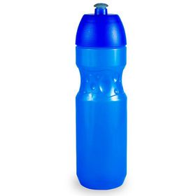 Lumoss - Sportec 10 Cyclist Bottle - 800ml Semi Transparent Neon Blue