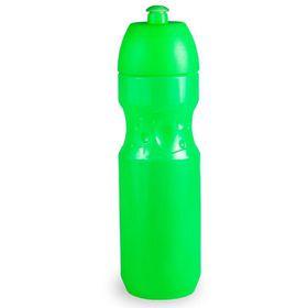 Lumoss - Sportec 10 Cyclist Bottle - 800ml Semi Transparent Neon Green