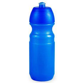 Lumoss - Sportec 9 Cyclist Bottle - Semi Transparent Neon Blue