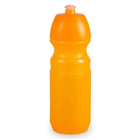 Lumoss - Sportec 9 Cyclist Bottle - Semi Transparent Neon Orange