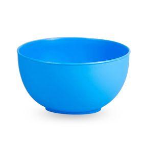 Lumoss - Lotus Bowl - Cyan Blue - Set Of 4