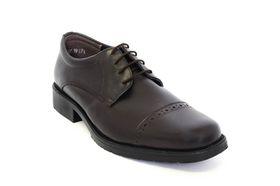 Aeroflex Men's Casual Lace Up Shoe  - Brown