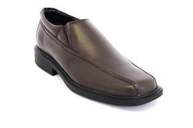 Bronx Men's Airstep Slip On Shoe - Brown
