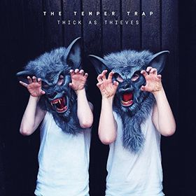 The Temper Trap - Thick As Thieves (CD)