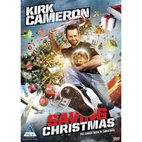 Kirk Camerons Saving Christmas.Kirk Cameron Saving Christmas Dvd Buy Online In South
