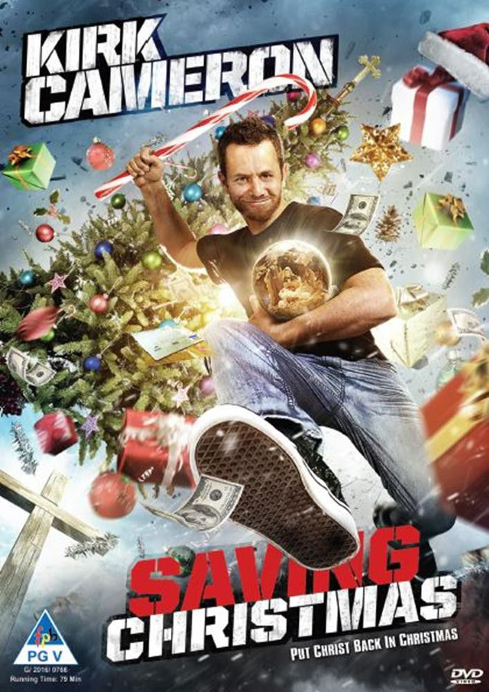 Kirk Cameron - Saving Christmas (dvd) | Buy Online in South Africa ...
