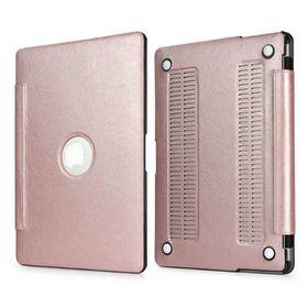 "Tuff-Luv Slim Skin Case for Apple Macboook 13"" - Rose Gold"
