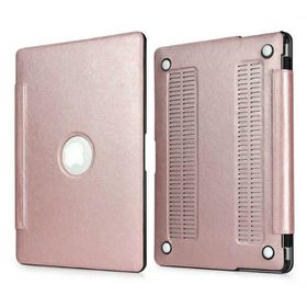"Tuff-Luv Slim Skin Case for Apple Macboook 11.6"" - Rose Gold"