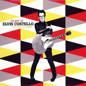 Best of Elvis Costello:First 10 Years - (Import CD)