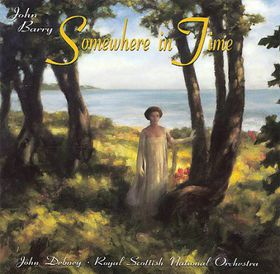 Somewhere in Time (Osc) - (Import CD)