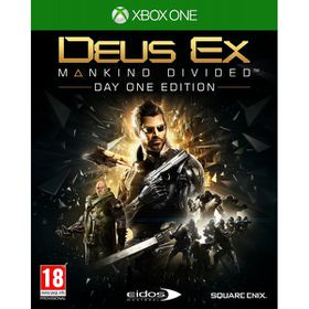 Deus Ex: Mankind Divided (Day 1 Edition) (Xbox One)