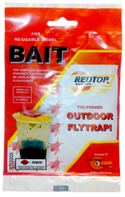 Redtop - Spare Fly bait