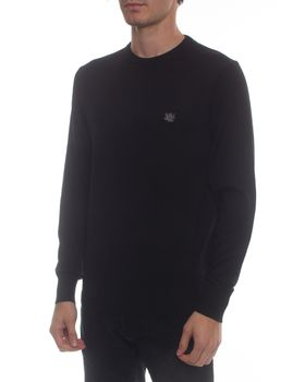 Ballantyne Men's Wildly Classic Crew Neck Jersey - Black