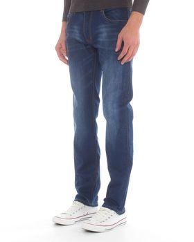 Jack-Lee Men's J'16 Straight-Leg Jeans - Blue