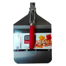 Megamaster - BA0212 - Stainless Steel Pizza Peel