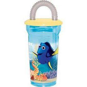 Finding Dory Flexible Straw Tumbler With Lid