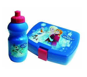 Frozen Snow Junior Box Plus Astro Bottle Shrinkwrap