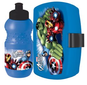 Avengers Trek Bottle & Box Set Shrinkwrap