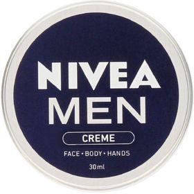Nivea Men Face Cream Tin - 30ml