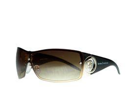 """Lentes & Marcos """"Alvarado"""" Uv400 Black Shield Sunglasses"""