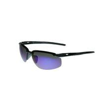 "Lentes & Marcos ""Susazes"" Polarised Black Sports Sunglasses"