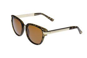 "Lentes & Marcos ""Marques de Vadillo"" Polarised Light Tortoise-Shell Cat-Eye Sunglasses"