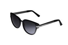 "Lentes & Marcos ""Marques de Vadillo"" Polarised Black Cat-Eye Sunglasses"