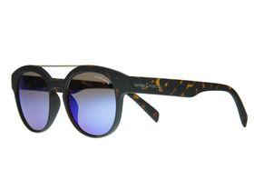 """Lentes & Marcos """"Retiro"""" UV400 Tortoise-Shell Pantos Sunglasses"""