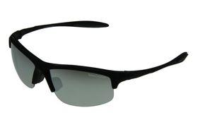 "Lentes & Marcos ""Ruben Dario"" UV400 Black Sports Sunglasses"