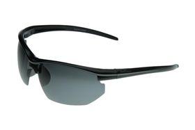"Lentes & Marcos ""Gran Via"" Polarised Dark Grey Sports Sunglasses"