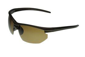 "Lentes & Marcos ""Gran Via"" Polarised Amber Sports Sunglasses"