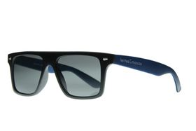 "Lentes & Marcos ""Velazquez"" UV400 Black Flat-Top Sunglasses"