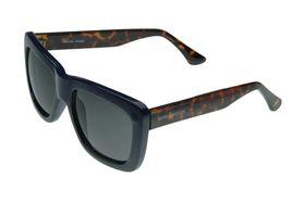 "Lentes & Marcos ""Palos de la Frontera"" UV400 Blue Oversized Sunglasses"