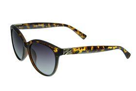 "Lentes & Marcos ""Piramides"" Polarised Tortoise-Shell Cat-Eye Sunglasses"