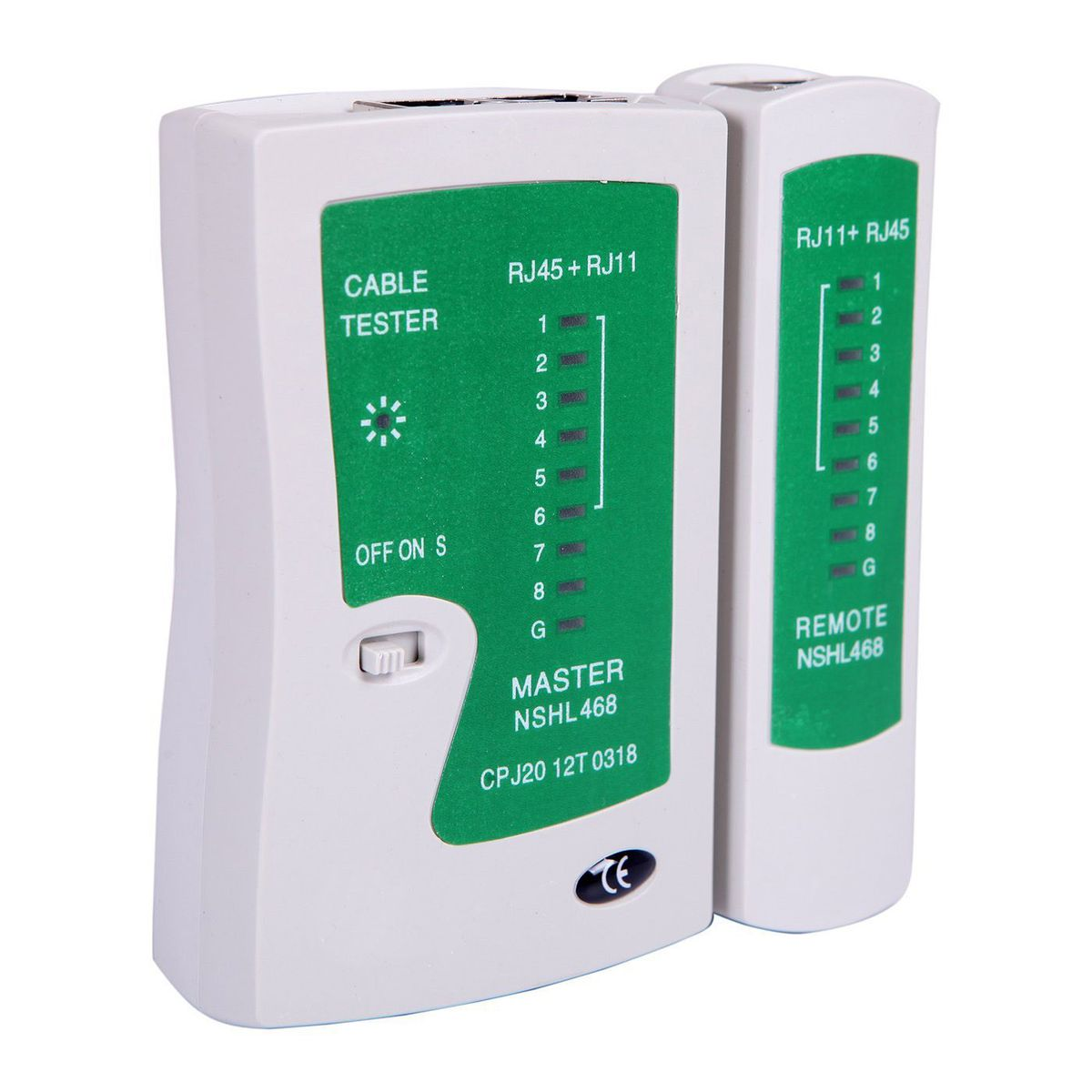 Network Cable Tester : Network cable tester for lan phone rj cat