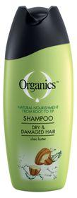 Organics Dry & Damaged Shampoo - 200ml