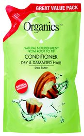 Organics Dry & Damaged Conditioner Refill - 900ml