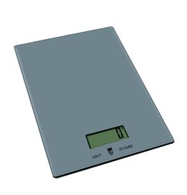 Pure Pleasure - Glass Kitchen Scale - Grey