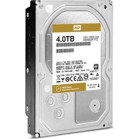 """WD Gold 4TB 3.5"""" SATA 6Gb/s 128MB Internal Hard Drive"""