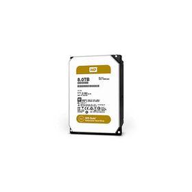 """WD Gold 8TB 3.5"""" SATA 6Gb/s 128MB Internal Hard Drive"""